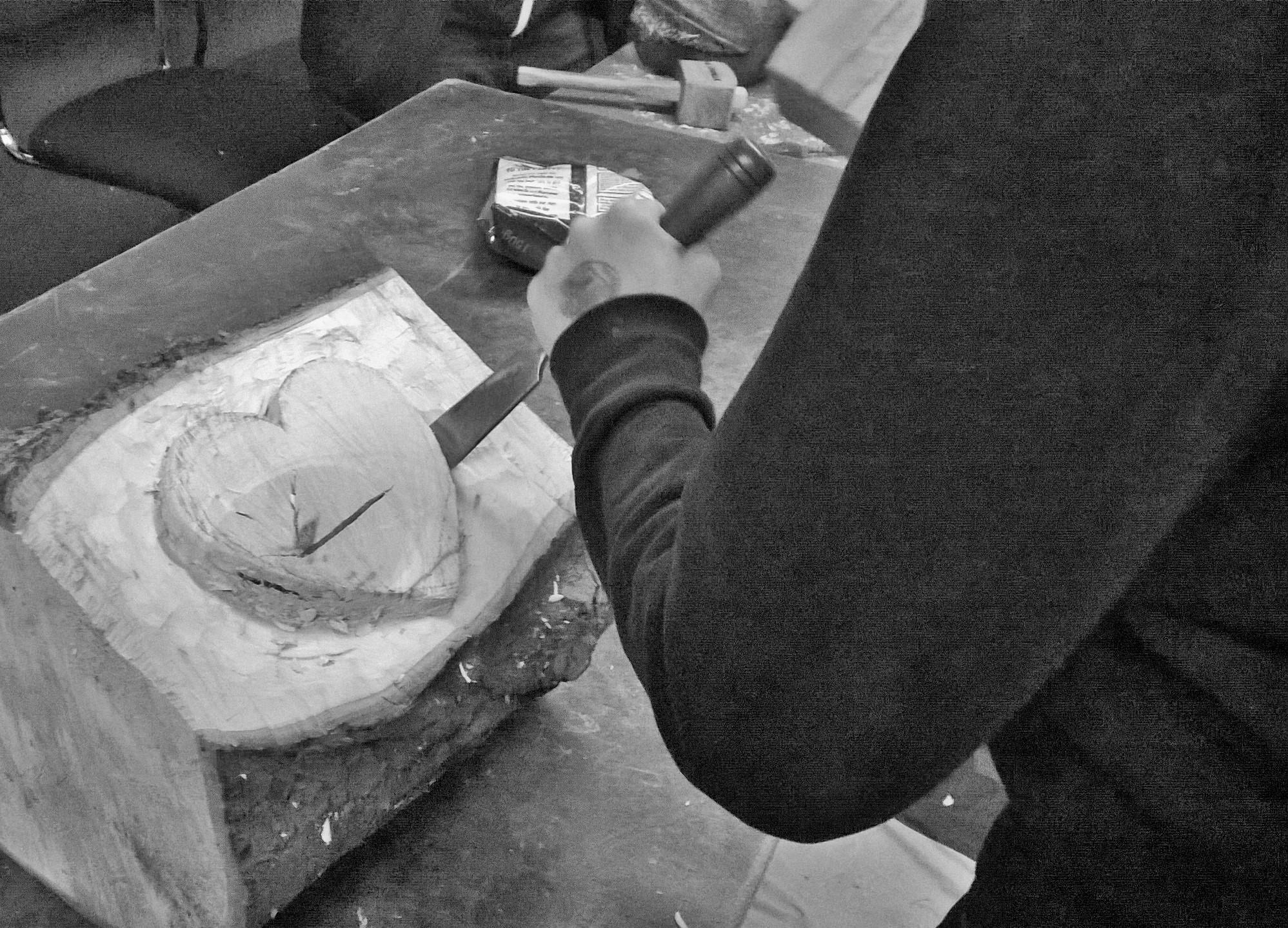 End of hedon youth group workshops « allen stichler wood