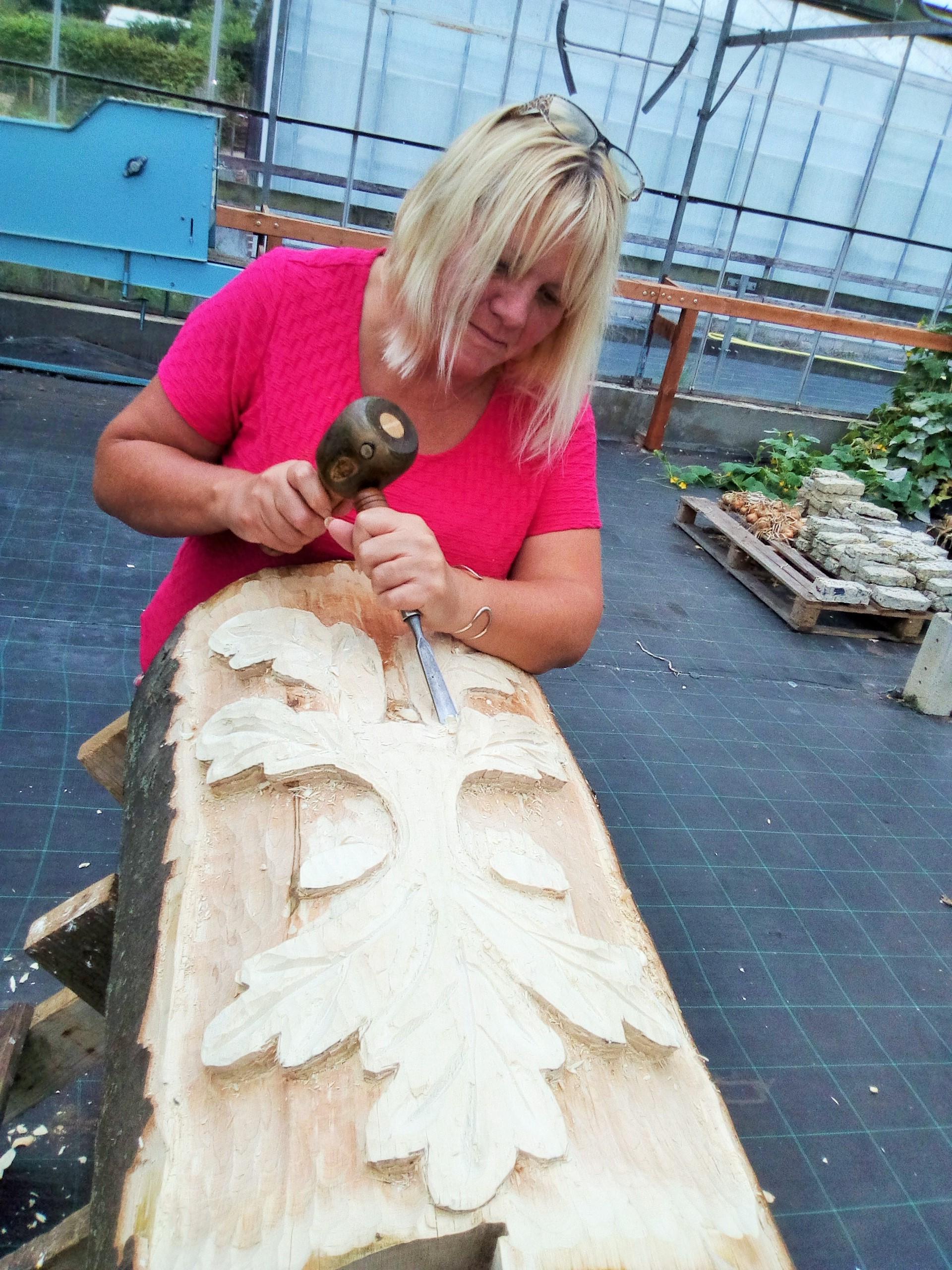 Mires beck carving course u allen stichler u wood carving